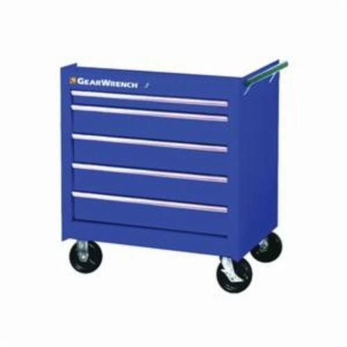GEARWRENCH® GET IT DONE™ 83123BU TEP Series Roller Cabinet, 31-1/4 in H x 27 in W x 18-3/4 in D