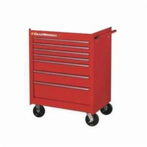 GEARWRENCH® 83123RD TEP Series Roller Cabinet, 31-1/4 in H x 27 in W x 18-3/4 in D