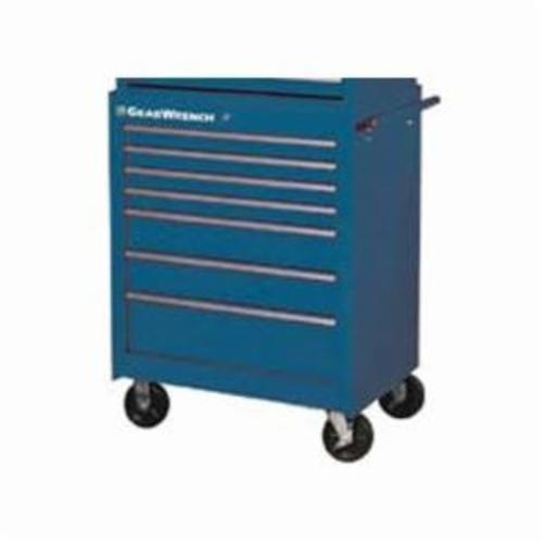 GEARWRENCH® GET IT DONE™ 83125BU TEP Series Roller Cabinet, 35.63 in H x 27 in W x 18-3/4 in D