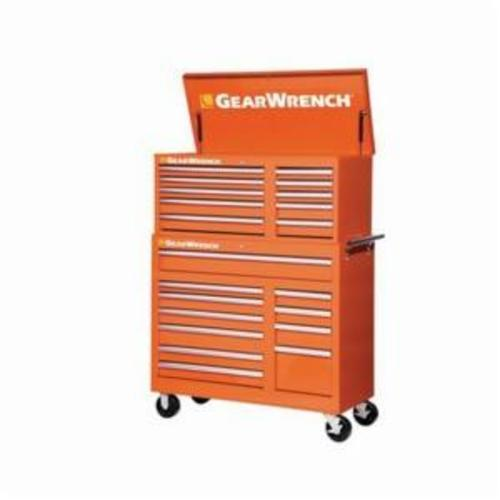 GEARWRENCH® GET IT DONE™ 83127OR TEP Series Roller Cabinet, 38-1/4 in H x 41-1/2 in W x 18-3/4 in D