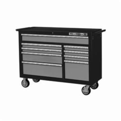 GEARWRENCH® 83158 XL Series Heavy Duty Roller Cabinet, 39-1/2 in H x 53 in W x 19 in D, 20 ga Cabinet Body/22 ga Drawer THK