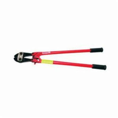CRESCENT H.K. PORTER® 0290MC Industrial Grade Bolt Cutter, 1/2 in Soft/Medium Hard Materials Cutting, 30 in OAL, Center Cut, Forged Alloy Steel Jaw