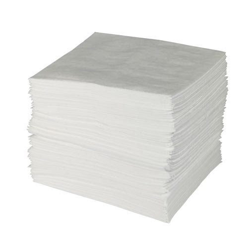 SPC® ENV® MAXX® ENV300 Mediumweight Absorbent Pad, 19 in L x 15 in W x 1 ply THK, 23.2 gal Absorption, Meltblown Polypropylene