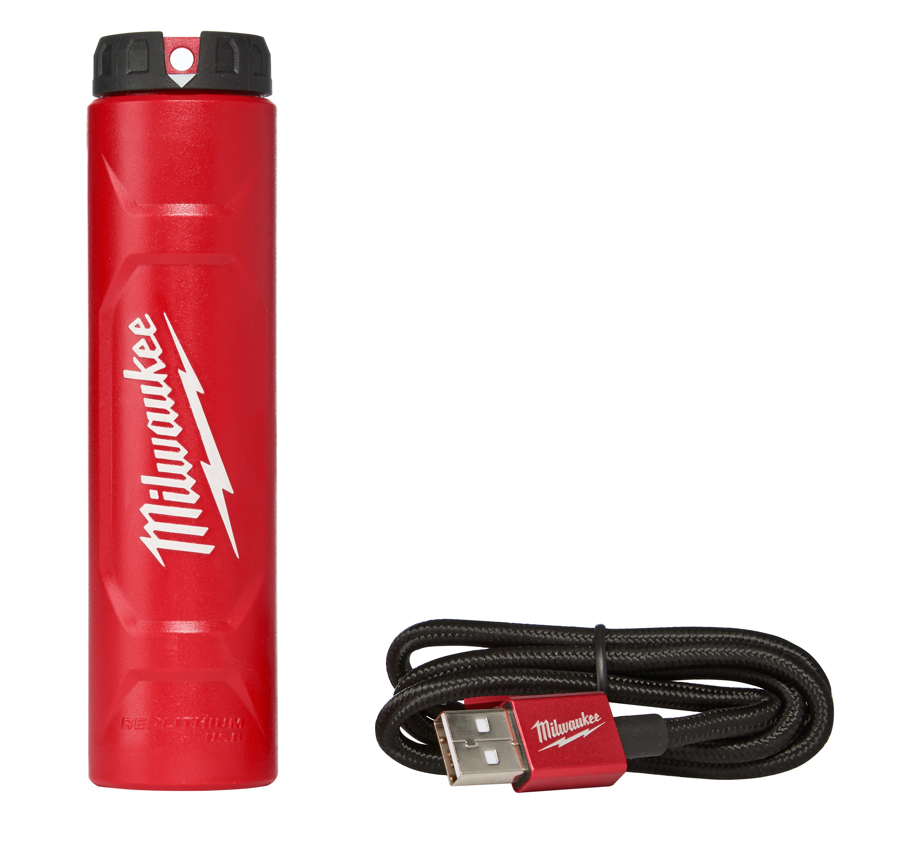 Milwaukee® REDLITHIUM™ 48-59-2002 Battery Charger, For Use With M12™, M18™ and REDLITHIUM™ USB Battery, Lithium-Ion Battery, 2 hr Charging