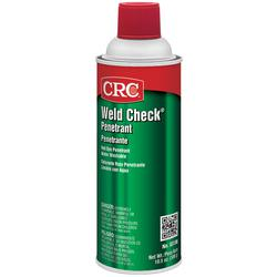 CRC® 03106 Weld Check® Extremely Flammable Weld Penetrant, 16 oz Aerosol Can, Liquid, Red, 0.82