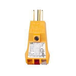 Brady® E-Z Check® Plus 65273 AC GFI Circuit Tester
