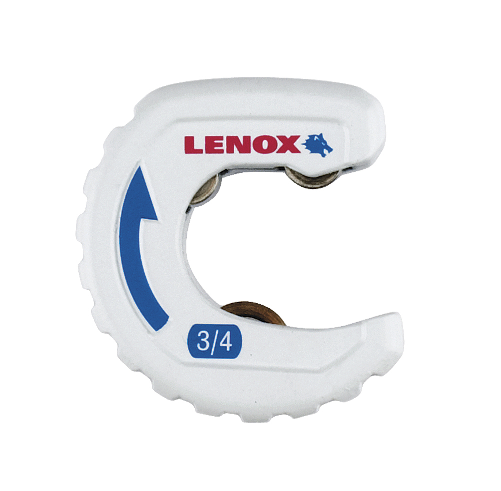 LENOX® TOOLS 14831TS34 Manual Tight Space Tubing Cutter, 3/4 in