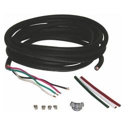TPI SOPowerCord12/4 Power Cord, 4 Conductors, 20 A, Domestic