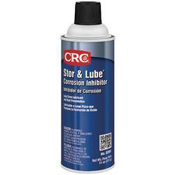 CRC® 02061 Stor® & Lube® Flammable Corrosion Inhibitor, 16 oz Aerosol Can, Liquid, Tan Creamy, 0.853