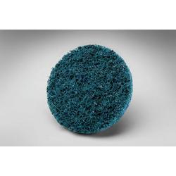 3M™ Roloc™ 048011-15391 SC-DR Surface Conditioning Disc, 1 in Dia Disc, Very Fine Grade, Aluminum Oxide Abrasive, Type TR Attachment