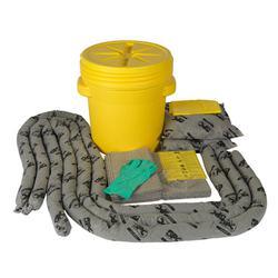 SPC® ALLWIK® SKA-20 Lab Pack, 20 gal Drum, Fluids Absorbed: Universal
