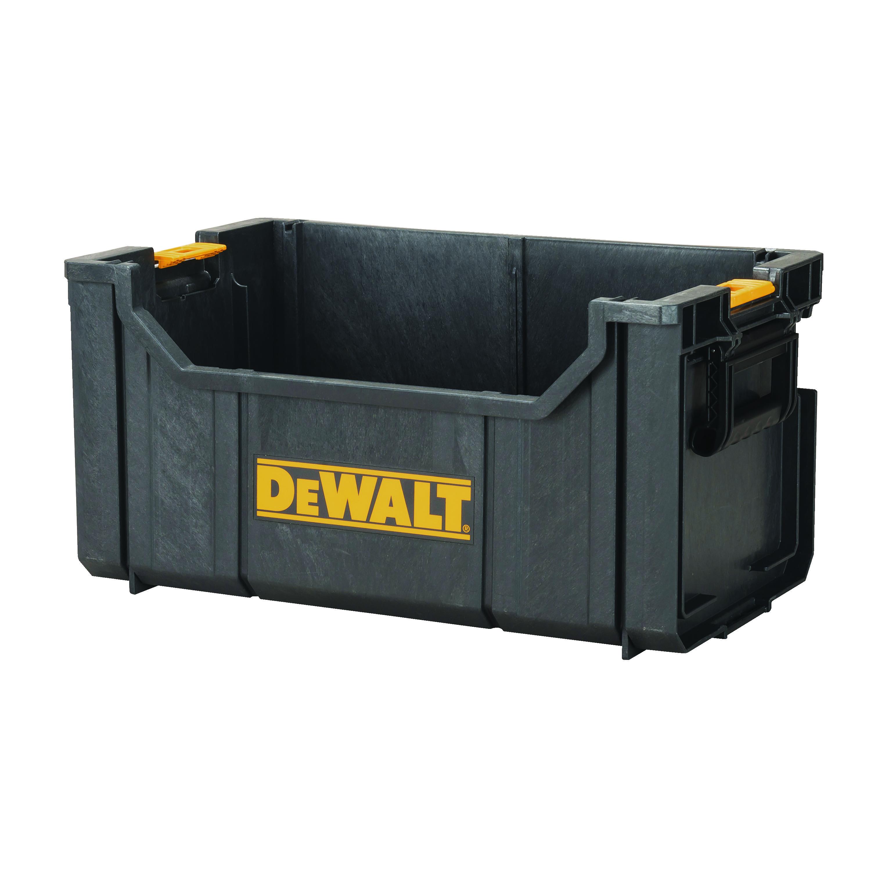 DeWALT® ToughSystem® DWST08205 Tote, Polypropylene, Black