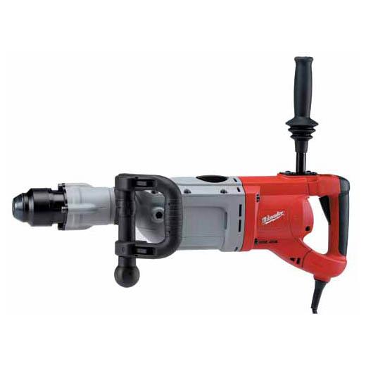 Milwaukee® 5339-21 1-Mode/Corded Demolition Hammer Kit, 975 to 1950 bpm, 1-1/2 in Chuck