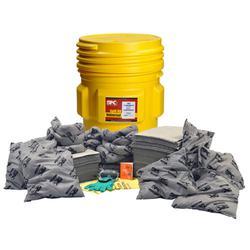 SPC® ALLWIK® SKA65 Lab Pack, 65 gal Drum, Fluids Absorbed: Universal