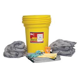SPC® ALLWIK® SKA30 Spill Kit, 30 gal Drum, Fluids Absorbed: Universal