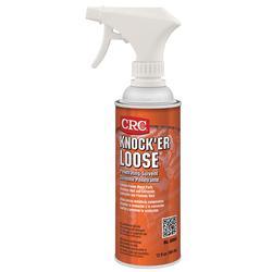 CRC® 03024 Knock'er Loose® Combustible Penetrating Solvent, 16 oz Aerosol Can, Liquid, Reddish, 0.84
