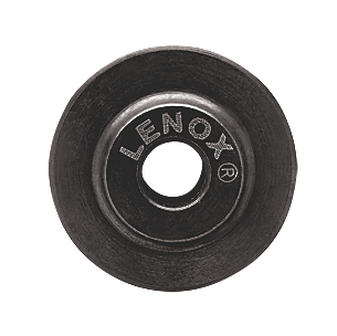 LENOX® TOOLS 21192TCW158C2 Replacement Tube Cutter Wheel, For Use With LENOX® TOOLS 21010TC118, 21011TC138, 21012TC134 and 21013C258 Tubing Cutter, Black