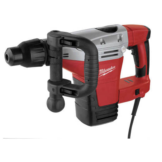 Milwaukee® 5446-21 Corded Demolition Hammer Kit, 2200/2840 bpm, 1-3/4 in Chuck