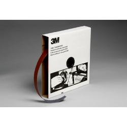 3M™ 19788 Utility Closed Coated Abrasive Roll, 50 yd L x 1 in W, 180 Grit, Very Fine Grade, Aluminum Oxide Abrasive, Cloth Backing