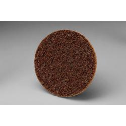 3M™ Roloc™ 048011-12954 SC-DR Surface Conditioning Disc, 4 in Dia Disc, Coarse Grade, Aluminum Oxide Abrasive, Type TR Attachment
