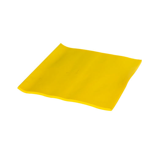 SPC® PVC42 SLIKSTOPPER® Magnetic Tear-Resistant Drain Seal, PVC, Yellow