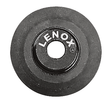 LENOX® TOOLS 21016TCW158P Replacement Tube Cutter Wheel, For Use With LENOX® TOOLS 21013C258 Tubing Cutter, Black