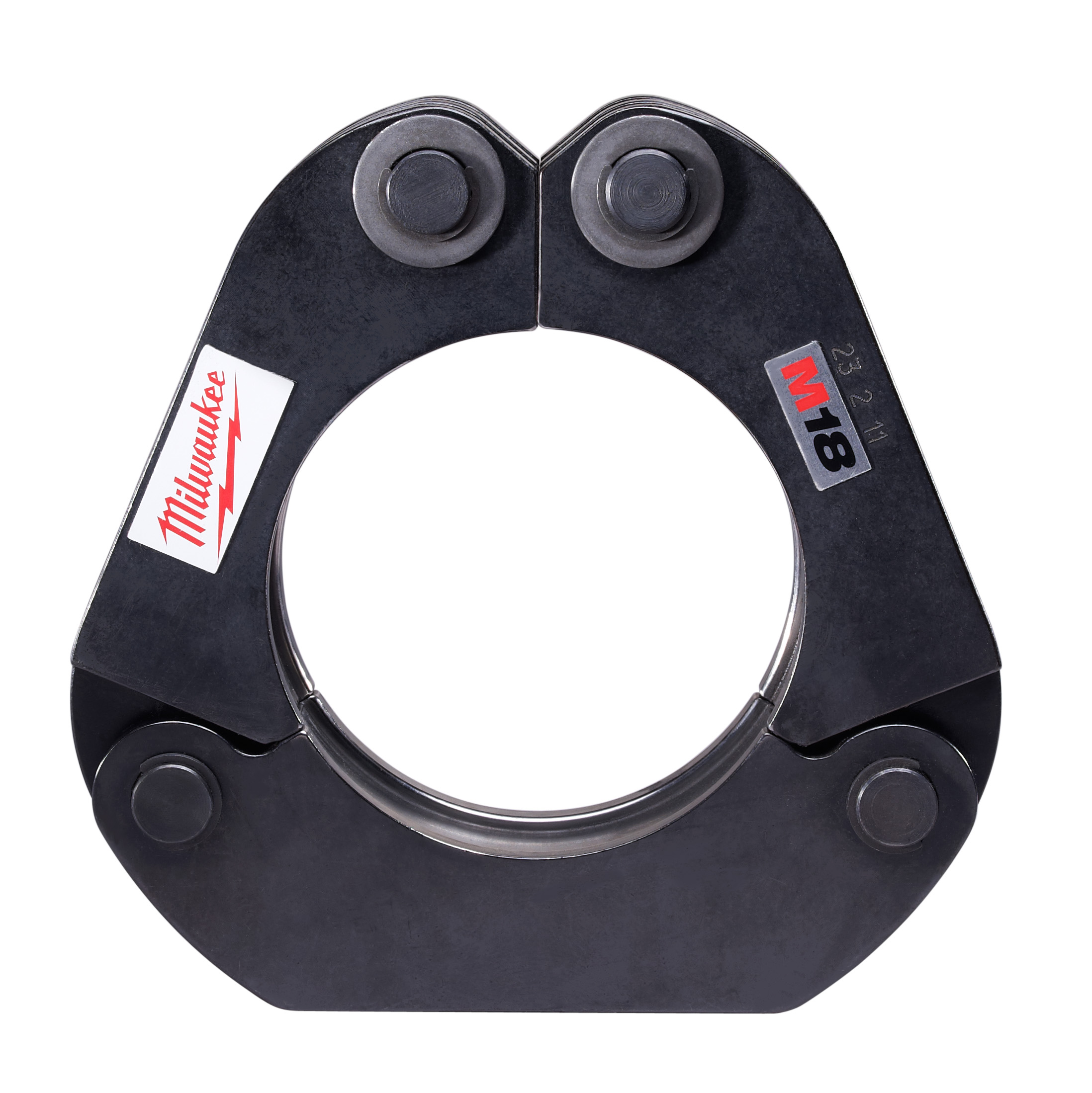 Milwaukee® M18™ 49-16-2657 Press Ring, For Use With FORCE LOGIC™ Press Tool, 3 in Jaw Capacity, Copper