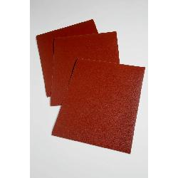 3M™ 051115-19770 314D Utility Coated Sanding Sheet, 11 in L x 9 in W, P120 Grit, Fine Grade, Aluminum Oxide Abrasive, Cloth Backing