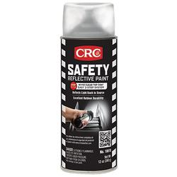 CRC® 18018 Seal Coat® Extremely Flammable Reflective Spray Paint, 16 oz Container, Liquid Form, Clear, 12 hr Curing