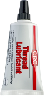Sta-Lube® SL35924 Non-Flammable Thread Lubricant, 2 oz Tube, Semi-Solid to Solid Grease Form, Amber, 0.9