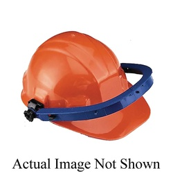 Jackson Safety* 14506 A-5500X Cap Adapter, For Use With SC-6 Hard Hat, Sentry III Hard Hat and CHARGER Hard Hat, Nylon, Orange
