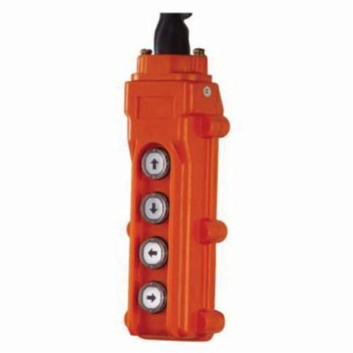 JET® 152411 Control Pendant, 24 V, Pushbutton