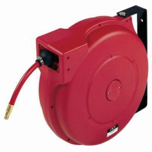 JET® 426237 PHR Air/Water Hose Reel, 3/8 in x 50 ft Hose, 300 psi Pressure, Import