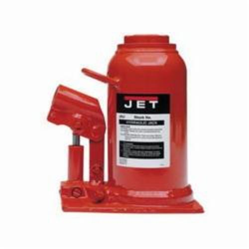 JET® 453318K JHJ Heavy Duty Hydraulic Bottle Jack, 17.5 ton Load, 6-3/4 in, 13 in, 3-1/2 in, 2-3/4 in Screw Length