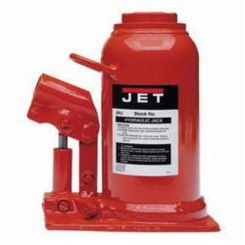 JET® 453360K JHJ Heavy Duty Hydraulic Bottle Jack, 60 ton Load, 12 in, 8-5/8 in, 6-3/4 in