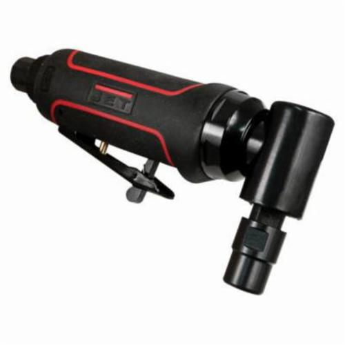 JET® 505405 R12 Industrial Duty Mini Right Angle Die Grinder, 0.3 hp, Tool Only