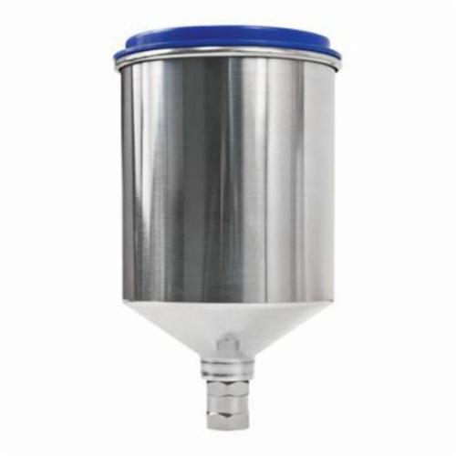 JET® 505590 Spray Gun Cup, For Use With 505500 Spray Gun, Aluminum