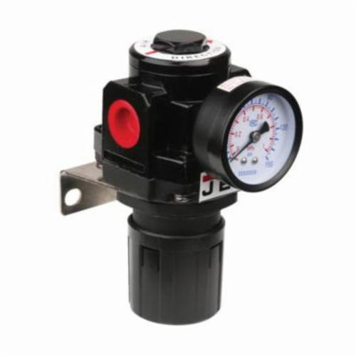 JET® JAR-12 Regulator, 1/2 in NPT, 150 psi Pressure