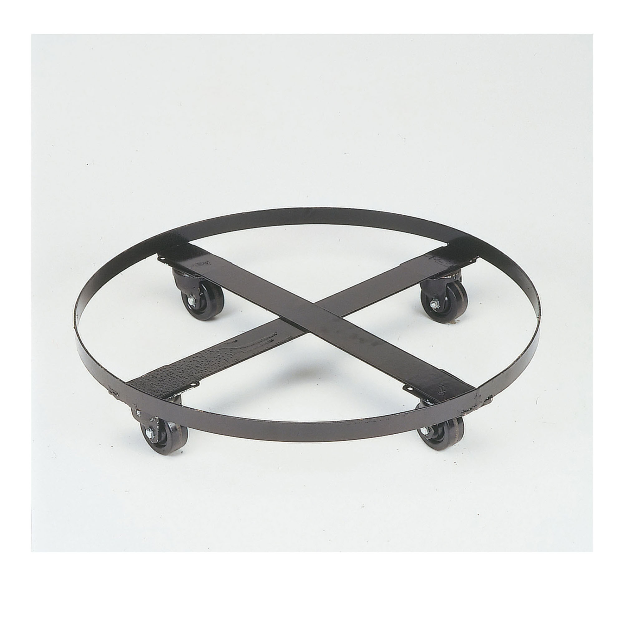 Justrite® 28270 Drum Dolly, 55 gal Drum, 27 in OD, 5-1/4 in H
