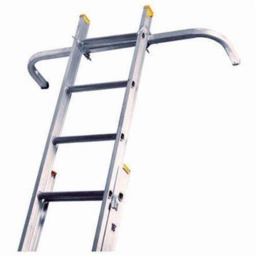 Louisville® LP-2200-00 Fixed Ladder Stabilizer, Smooth, For Use With Louisville® AE3216, AE3220, AE3224, AE3228, AE3232, AE3236, AE3240, FE3216, FE3220 and FE3224 Extension Ladders, Aluminum