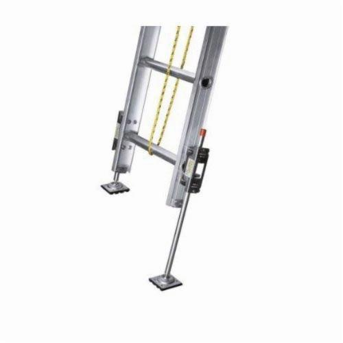 Louisville® LP-2300-00 Pull Handle Ladder Leveler, For Use With Louisville® AE3220, AE7000, FE1700, FE0600, FE4000HD, AE1200HD, AE2800, AE2000, AE3200 and AE4000 Ladders, Aluminum/Steel