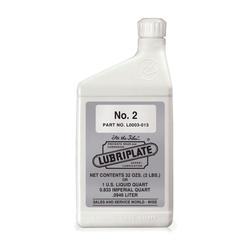 Lubriplate® L0003-013 NO 2 Petroleum Based Machine Oil, 2 lb Bottle, Mineral Oil Odor/Scent, Liquid Form, Amber