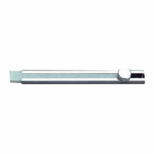 Markal® 080140 Soapstone Marker Holder, 5.8 in L, Metal, For Use With 80129 Soapstone, Silver