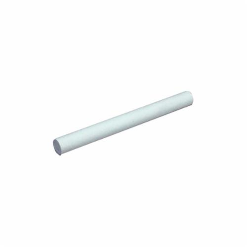 Markal® 081020 H® Paintstik® High Temperature Solid Paint Marker, 3/8 in Flat Tip, White