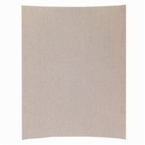 Merit® No-Fil® Sand-O-Flex™ 66623311873 PB273 Coated Abrasive Sheet, 11 in L x 9 in W, P220 Grit, Extra Fine Grade, Aluminum Oxide Abrasive, Anti-Loading Paper Backing