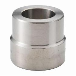 Merit Brass SW3480D-3224 Reducing Insert, 2 x 1-1/2 in, Socket Weld, 3000 lb, 304/304L Stainless Steel, Import