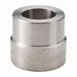 Merit Brass SW3480D-3216 Reducing Insert, 2 x 1 in, Socket Weld, 3000 lb, 304/304L Stainless Steel, Import