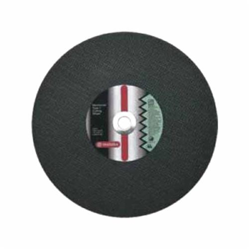 metabo® 616157420 Original Cut-Off Wheel, 12 in Dia x 1/8 in THK, 1 in Center Hole, 24 Grit, Silicon Carbide Abrasive