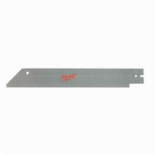 Milwaukee® 48-22-0220 Saw Replacement Blade, 2.95 in W x 18 in L Blade, 10 TPI, Steel Blade