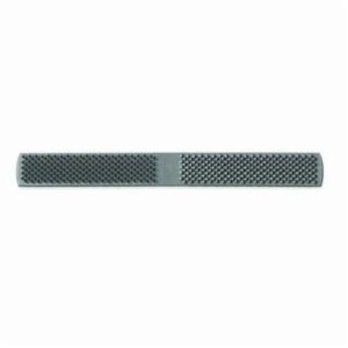 CRESCENT NICHOLSON® 17873N Double Ended Fine Tooth Regular Thin Horse Rasp and File, Bastard Double Cut, American Pattern, 12 in L